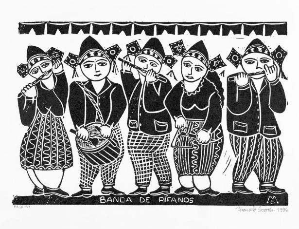 Banda de Pifanos, Marcelo Soares